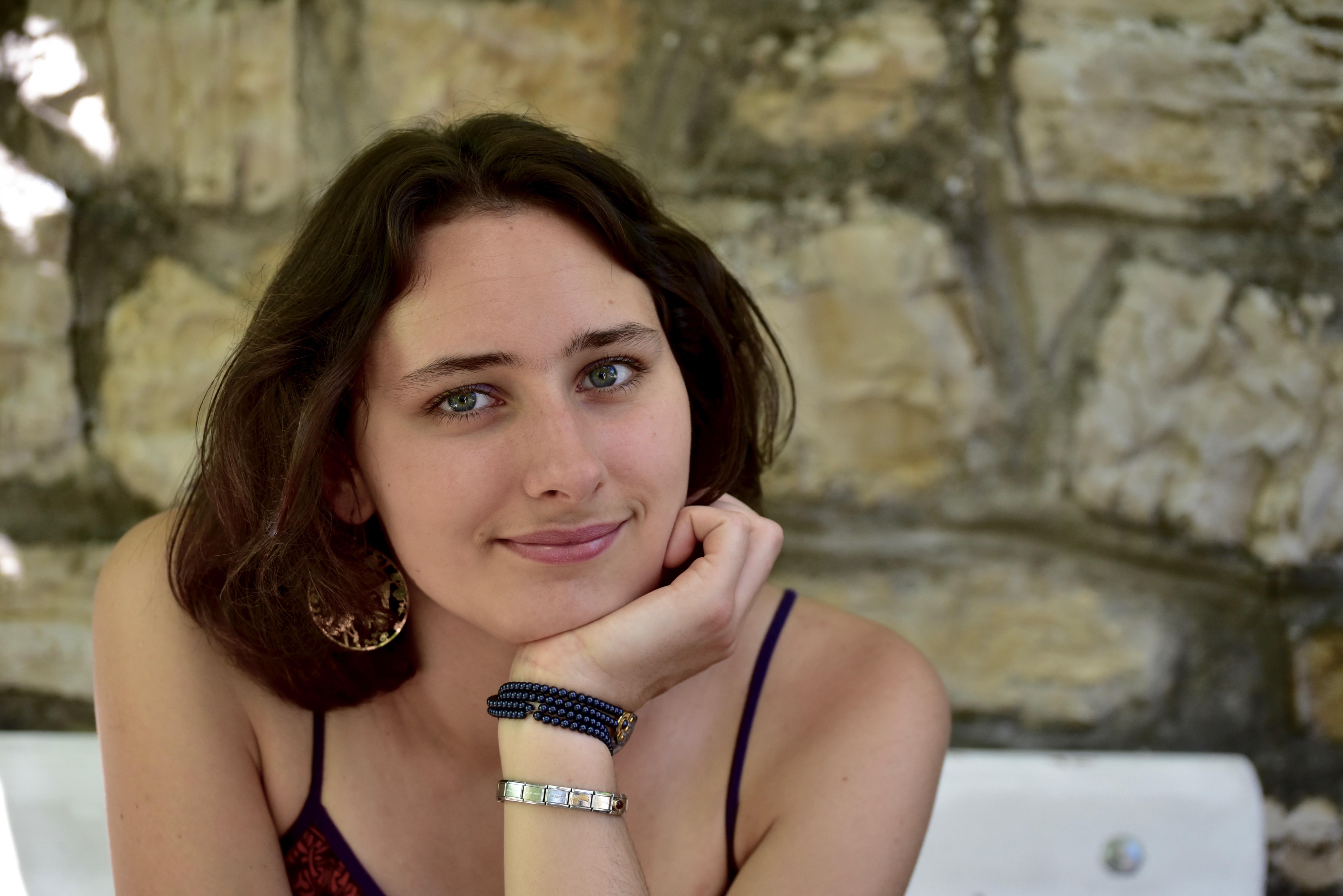 Autorin Viola Mignon Bierich