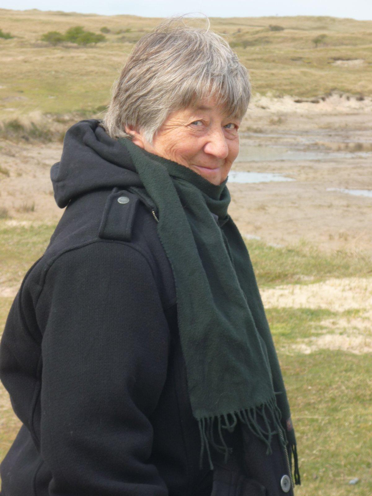 Autorin Maria Braig