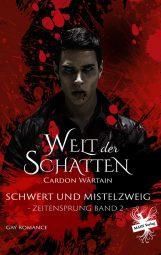 Cover von Schwert und Mistelzweig von Cardon Wârtain