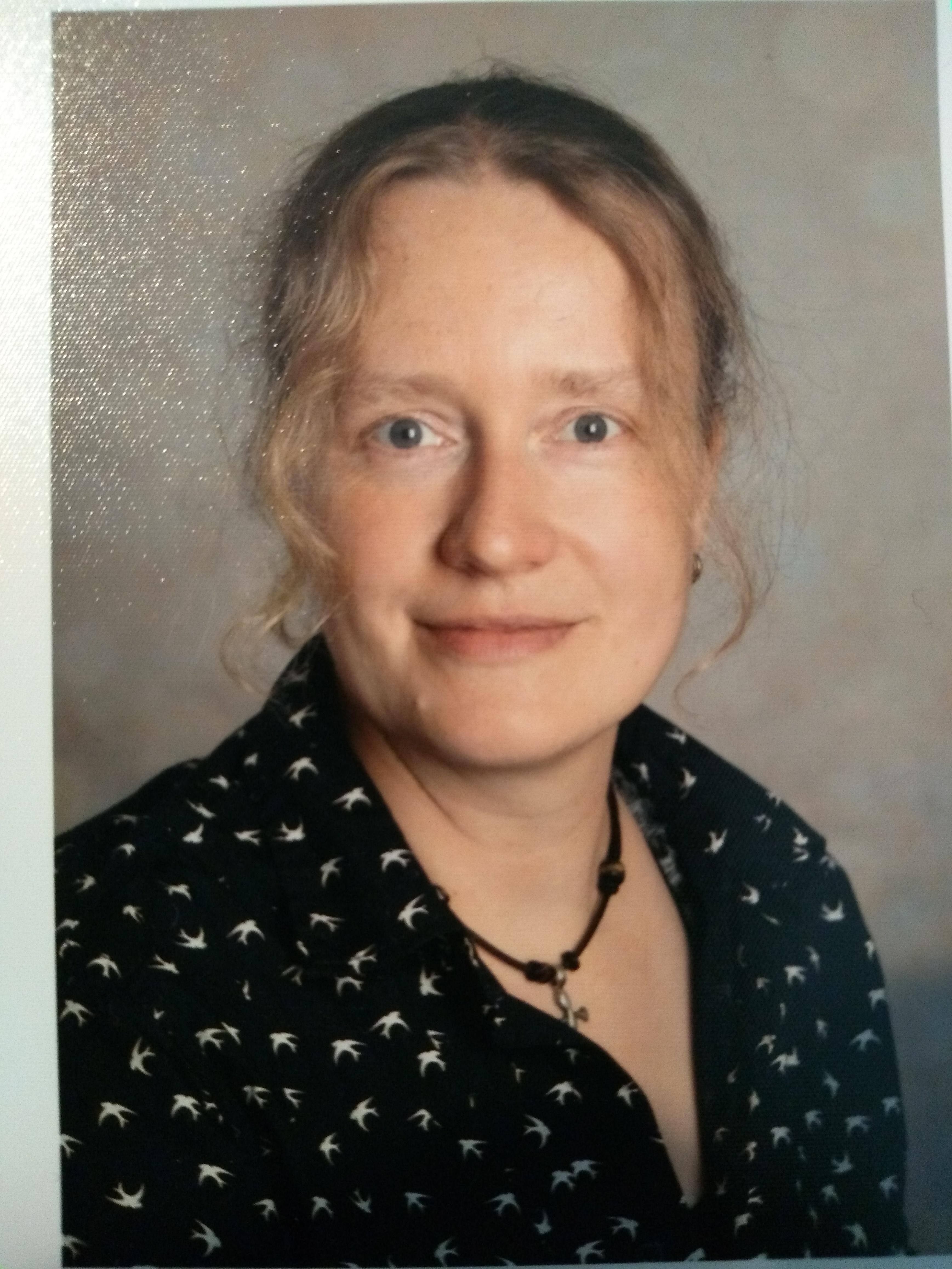 Autorin Julia Dankers