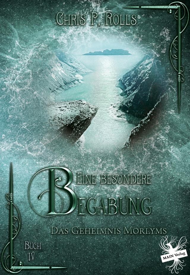 Cover von Das Geheimnis Morlyms von Chris P. Rolls