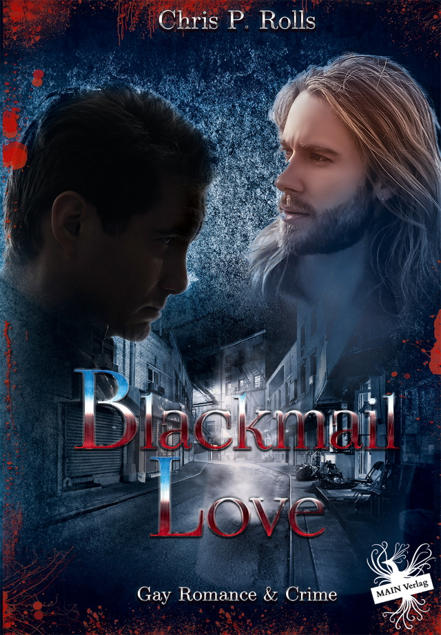 Cover von Blackmail Love von Chris P. Rolls