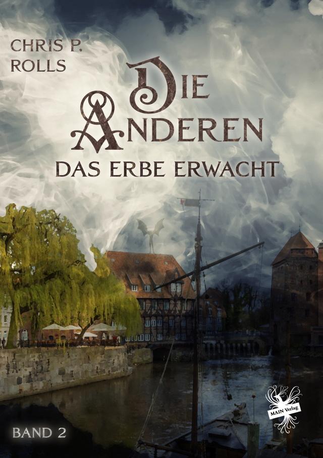 Cover von Das Erbe erwacht - Die Anderen 2 von Chris P. Rolls