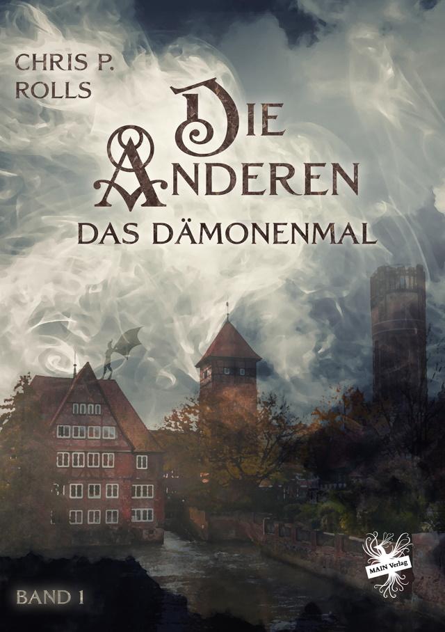 Cover von Das Dämonenmal - Die Anderen 1 von Chris P. Rolls