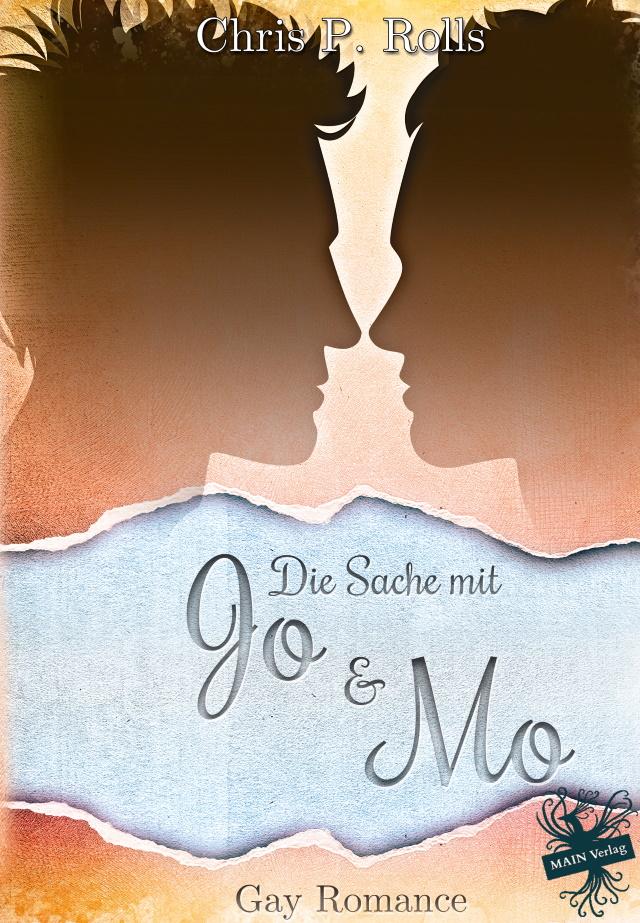 Cover von Die Sache mit Jo und Mo von Chris P. Rolls