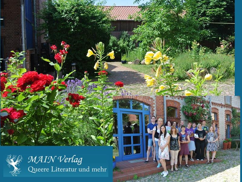 Sommer beim MAIN Verlag