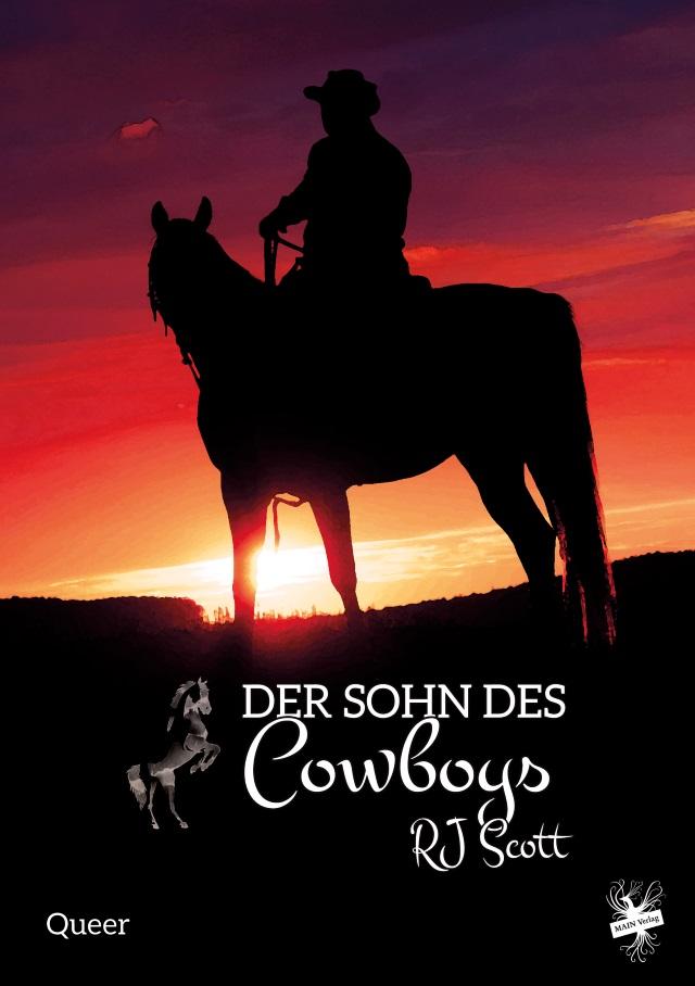 Cover von Der Sohn des Cowboys von RJ Scott
