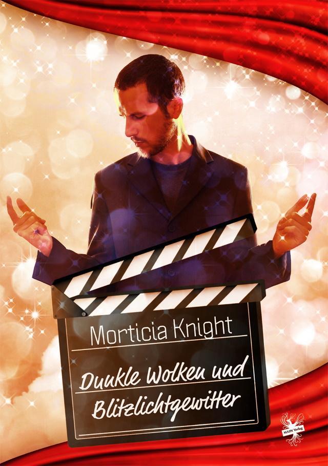 Cover von Dunkle Wolken und Blitzlichtgewitter von Morticia Knight