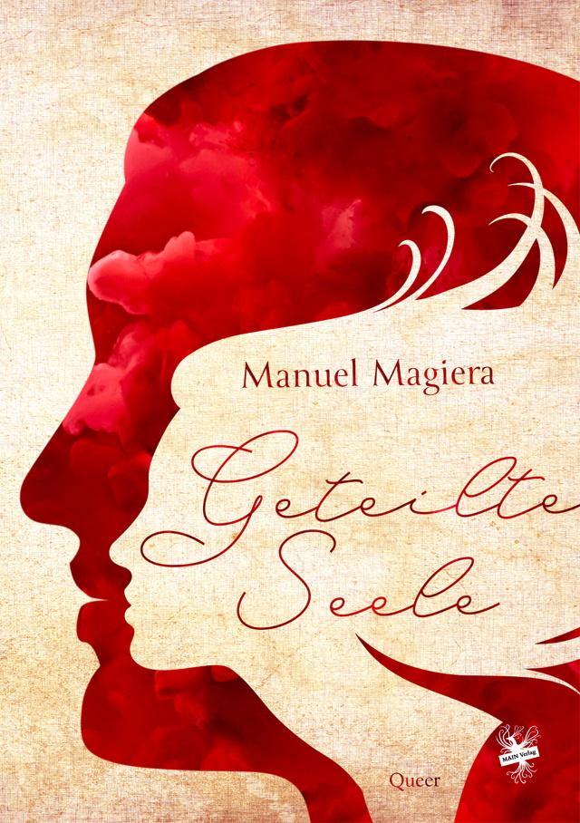 Cover von Geteilete Seele von Manuel Magiera
