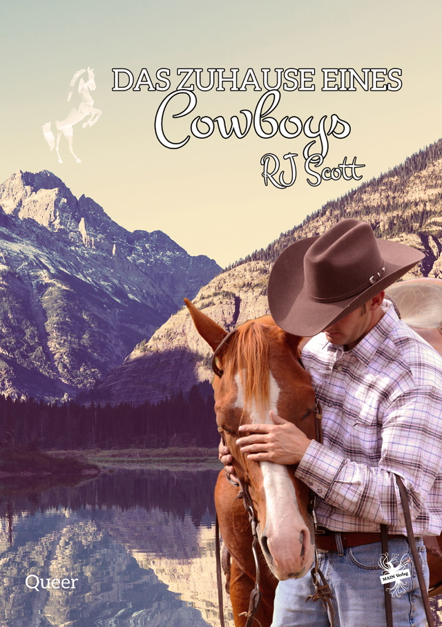 Cover von Das Zuhause eines Cowboys von RJ Scott