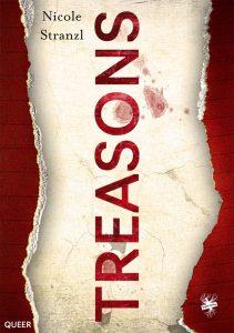 Cover von Treasons von Nicole Stranzl