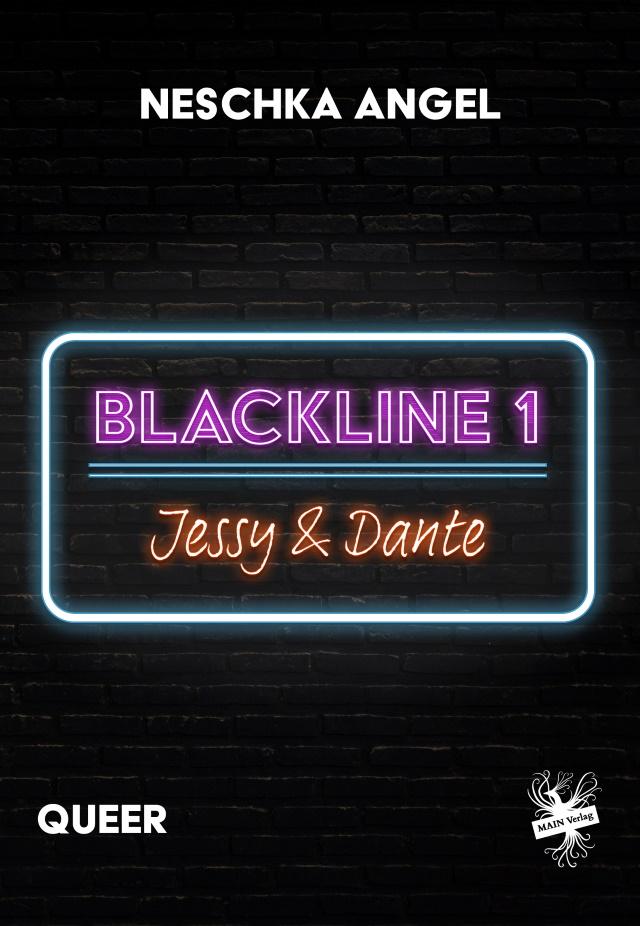 Cover von Blackline 1 von Neschka Angel