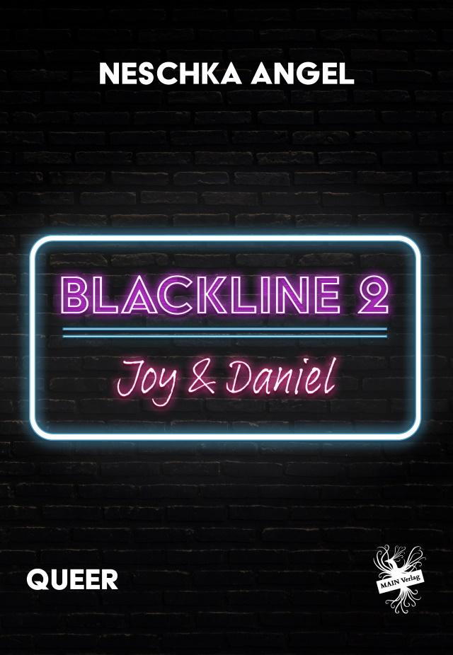 Cover von Blackline 2 von Neschka Angel