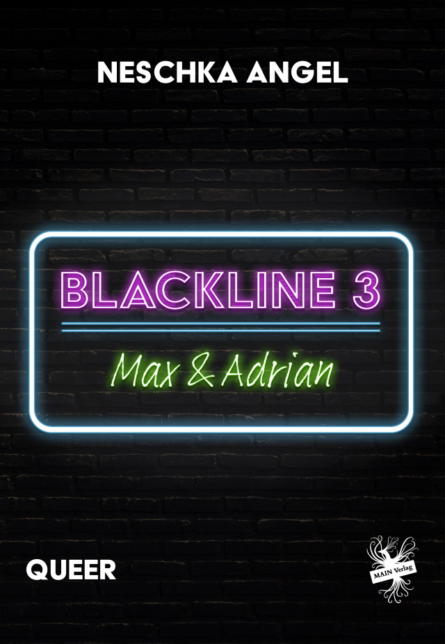 Cover von Blackline 3 von Neschka Angel