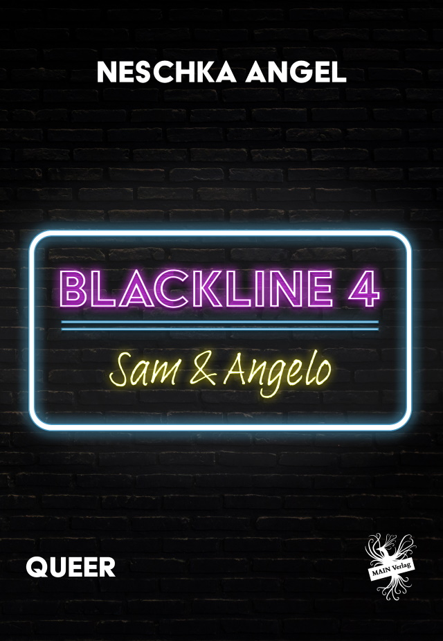 Cover von Blackline 4 von Neschka Angel