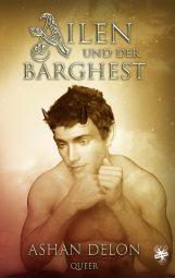 Cover von Ailen und der Barghest von Ashan Delon