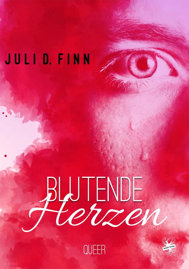 Cover von Blutende Herzen von Juli D. Finn