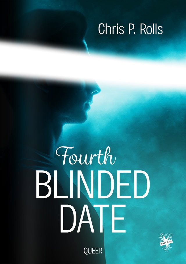 Cover von Fourth Blinded Date von Chris P. Rolls