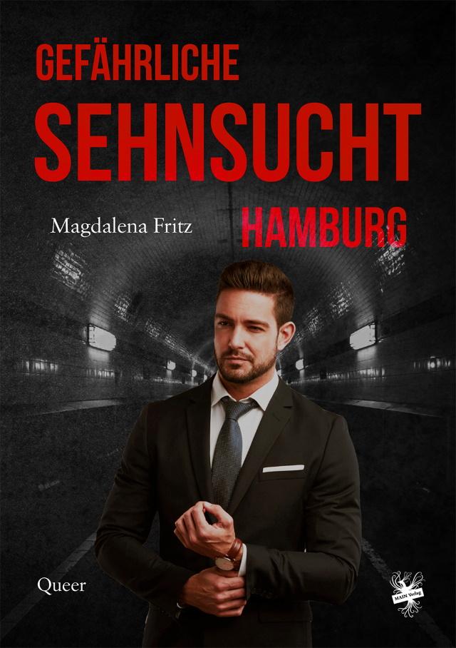 Cover von Gefährliche Sehnsucht Hamburg von Magdalena Fritz