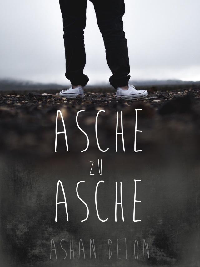 Cover von Asche zu Asche von Ashan Delon