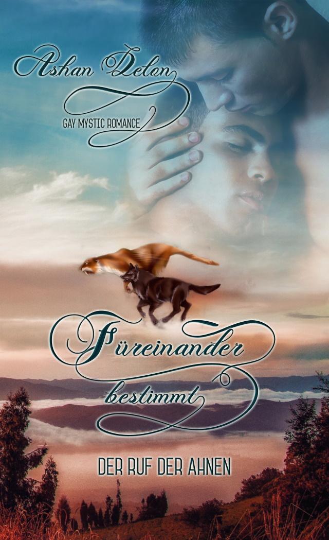 Cover von Füreinander bestimmt von Ashan Delon