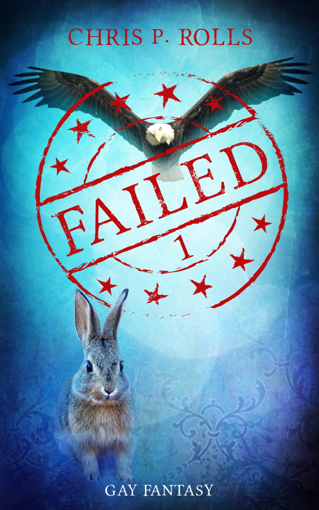 Cover von Failed 1 von Chris P. Rolls