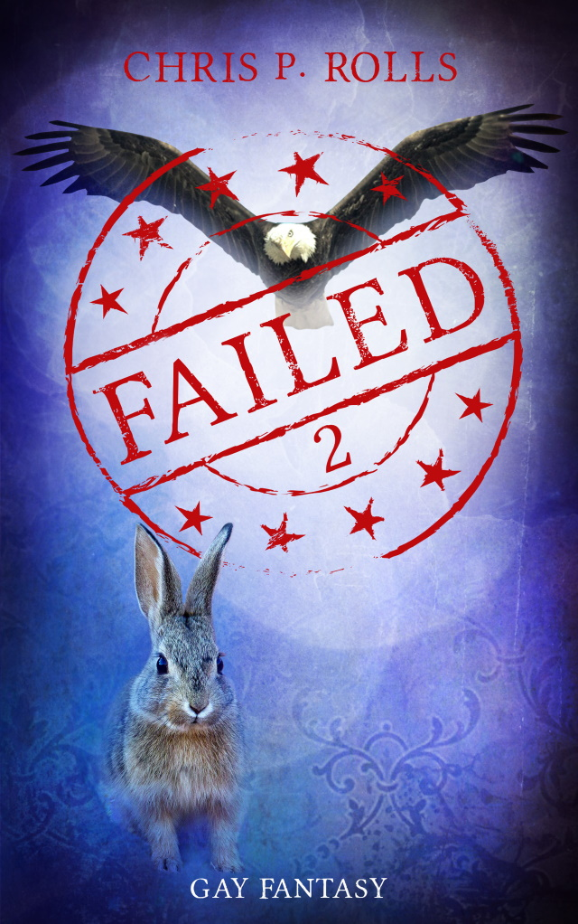 Cover von Failed 2 von Chris P. Rolls