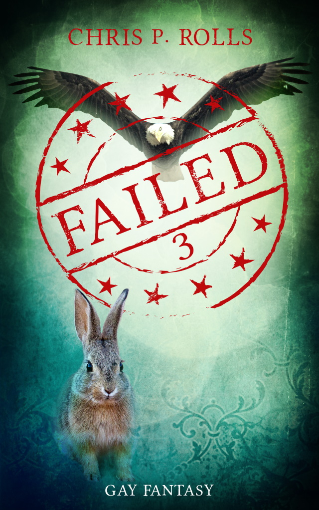 Cover von Failed 3 von Chris P. Rolls