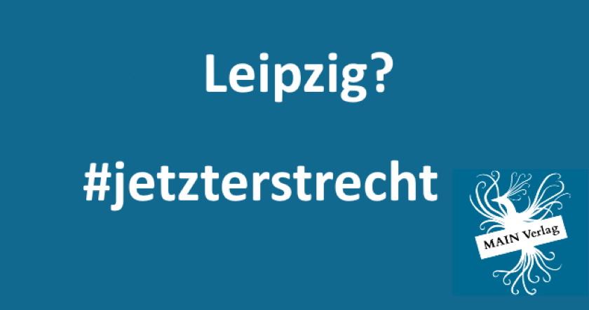 Die Leipziger Buchmesse 2020 findet nicht statt.