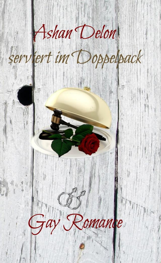 Cover von Serviert im Doppelpack von Ashan Delon