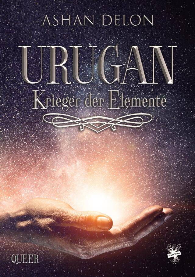 Cover von Urugan - Krieger der Elemente Band 2 von Asahan Delon