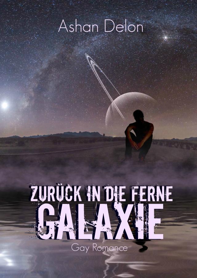 Cover von Zurück in die ferne Galaxie von Ashan Delon