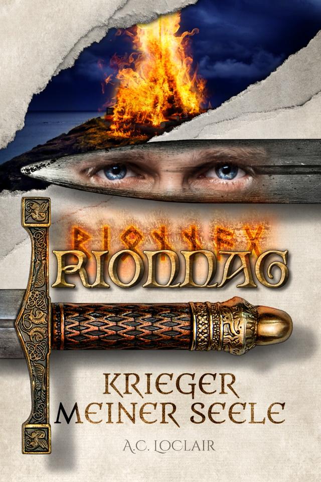 Cover von Rionnag: Krieger meiner Seele von A.C. LoClair
