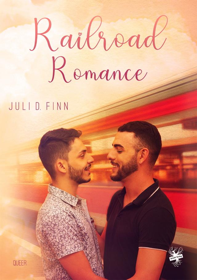 Cover von Railroad Romance von Juli D. Finn