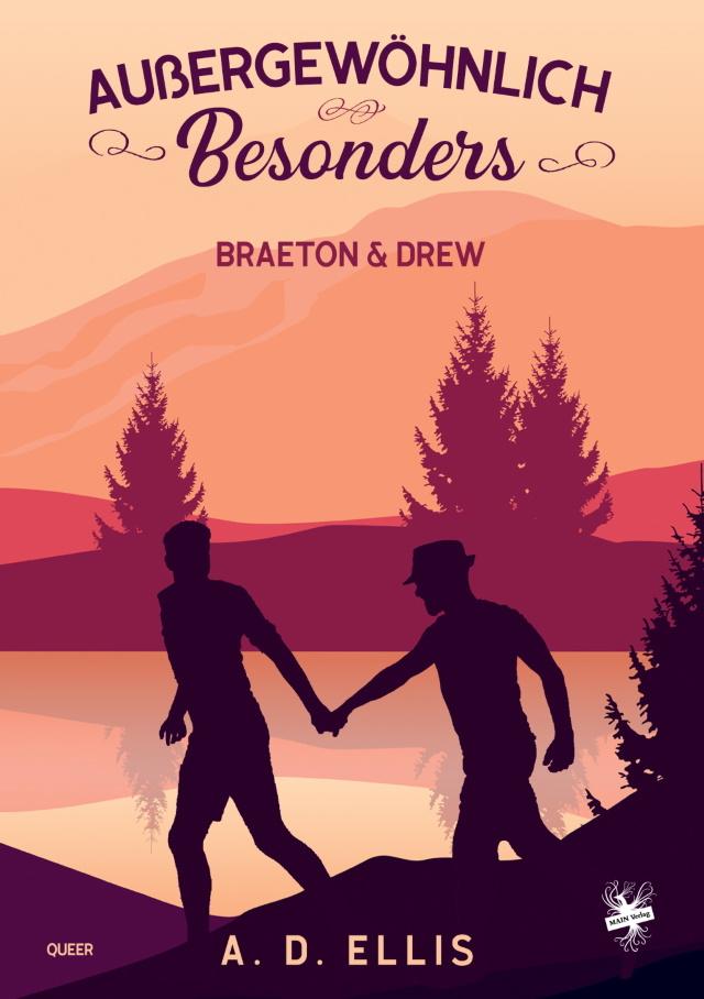 Cover von Außergewöhnlich Besonders - Braeton & Drew von AD Ellis
