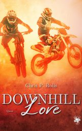 Cover von Downhill Love von Chris P. Rolls
