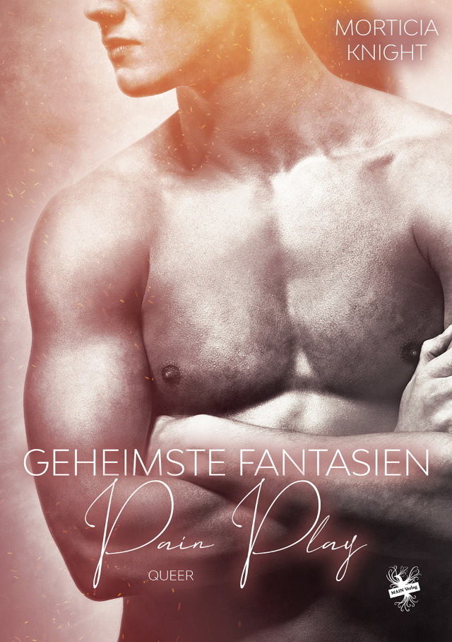 Cover von Pain Play von Morticia Knight