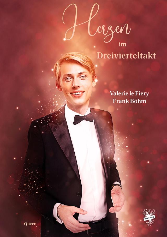 Cover von Herzen im Dreivierteltakt des Autorenduos Le Viery und Böhm