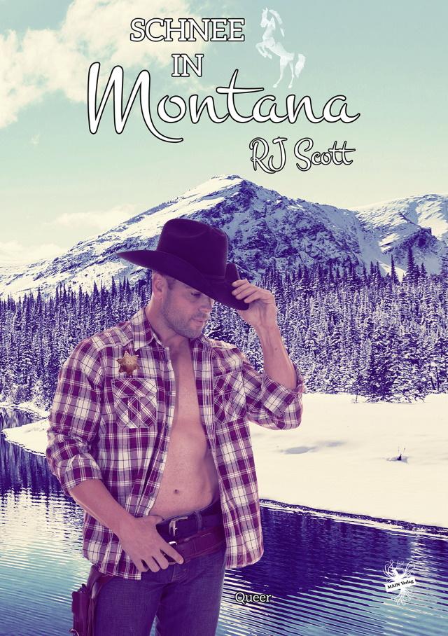 Cover von Schnee in Montana von RJ Scott