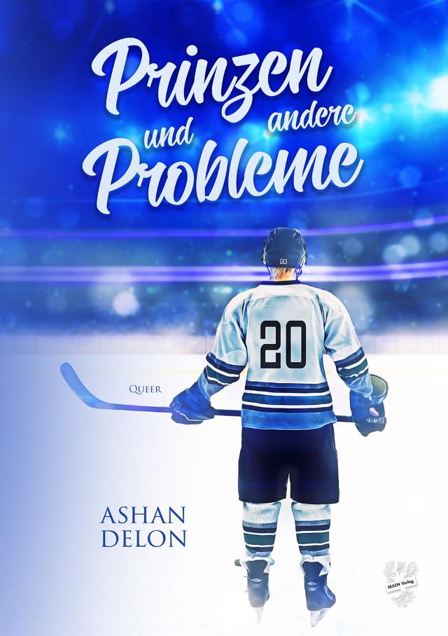 Cover von Prinzen und andere Probleme von Ashan Delon