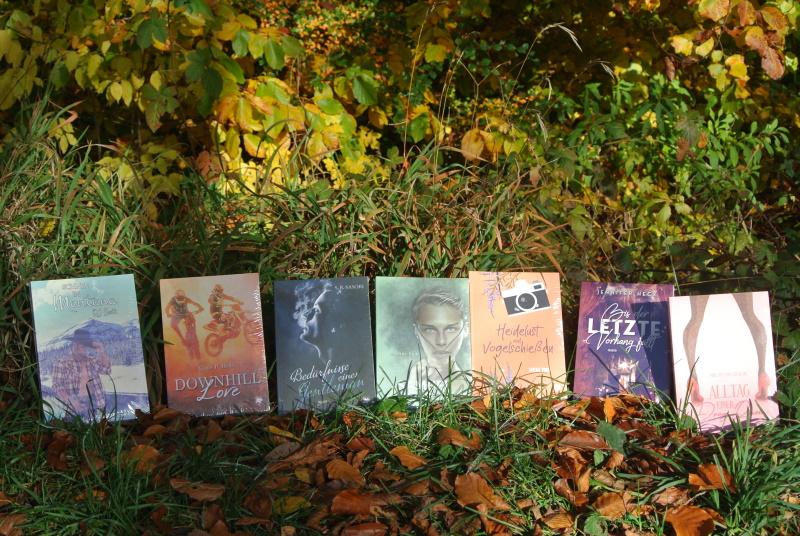 Unsere Buchtipps für den Herbst