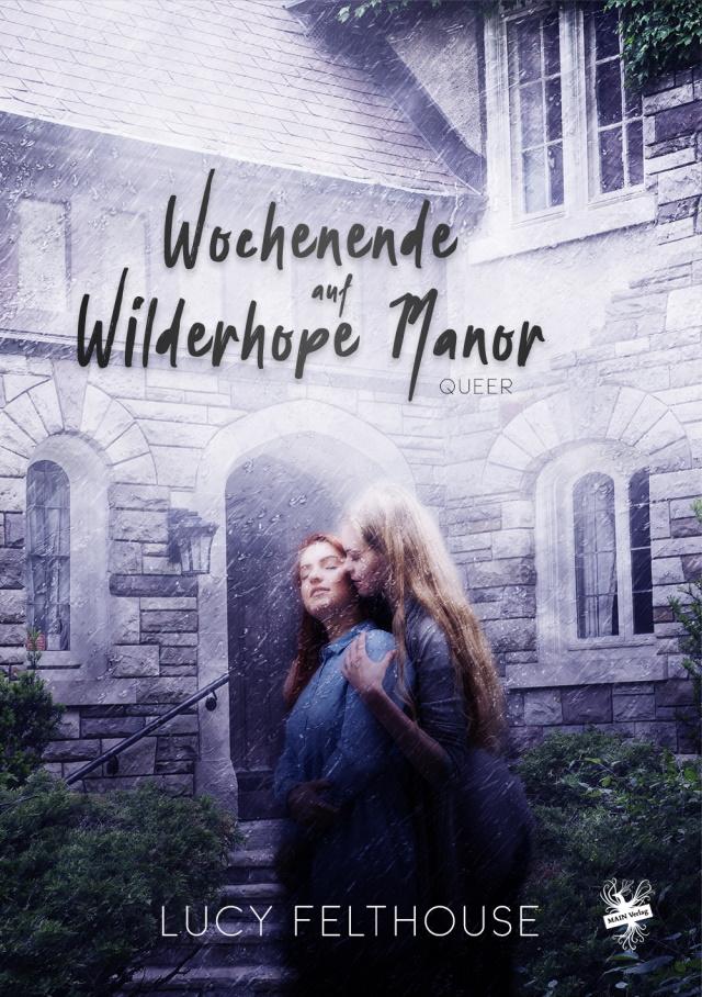 Cover von Wochenende auf Wilderhope Manor von Lucy Felthouse