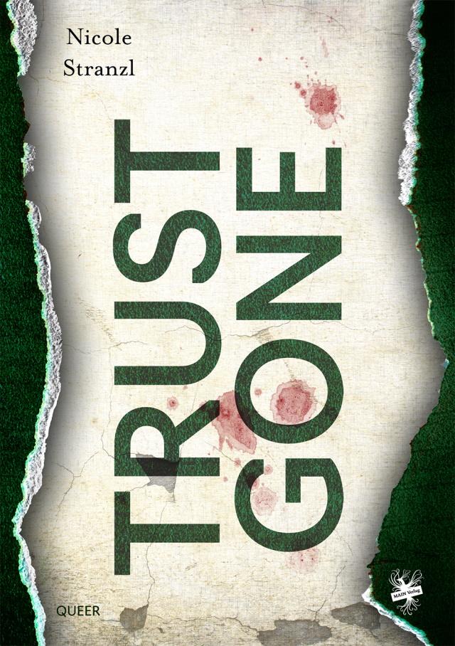 Cover von Trust Gone von Nicole Stranzl