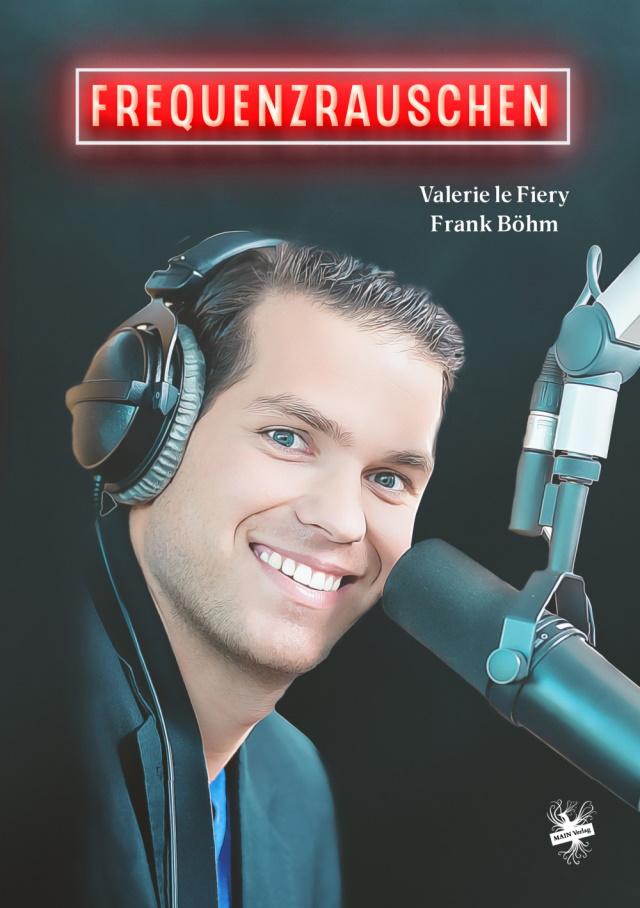 Cover von Frequenzrauschen des Autorenduos