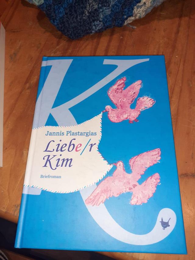 Cover von Liebe/r Kim