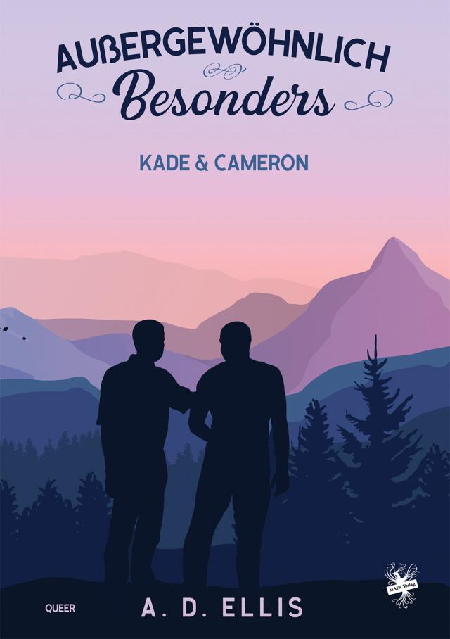 Cover von Außergewöhnlich Besonders - Kade & Cameron von A.D. Ellis