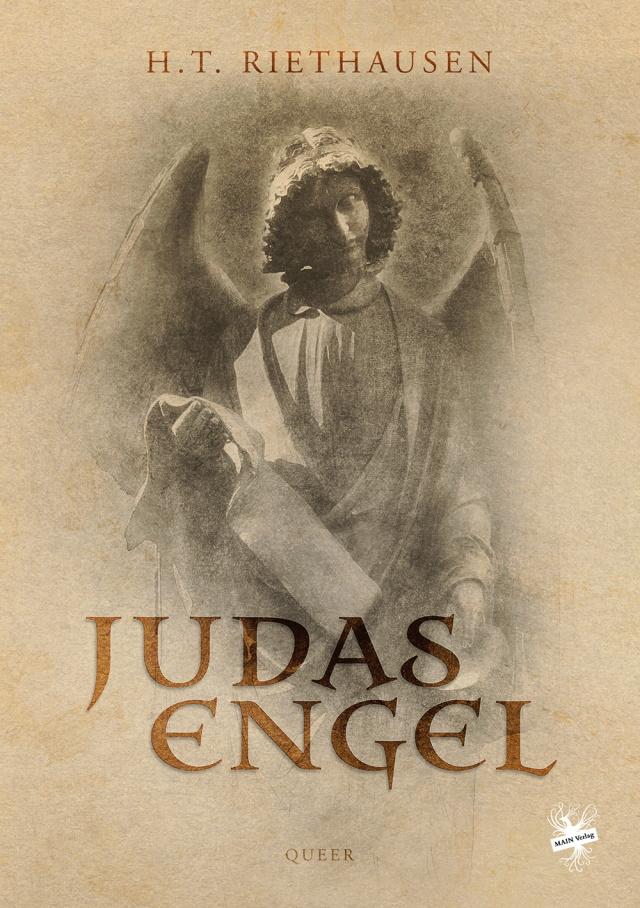 Cover von Judasengel von H.T. Riethausen