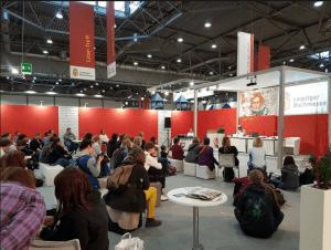 Bild zu Leipziger Buchmesse 2018 Mitschnitte der Lesungen unserer Autoren