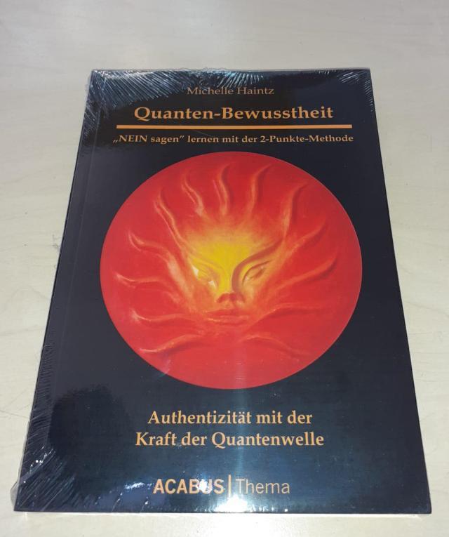 Cover von Quanten-Bewusstheit: Authentizität mit der Kraft der Quanten-Welle