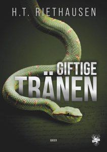 Cover von Giftige Tränen von H.T. Riethausen